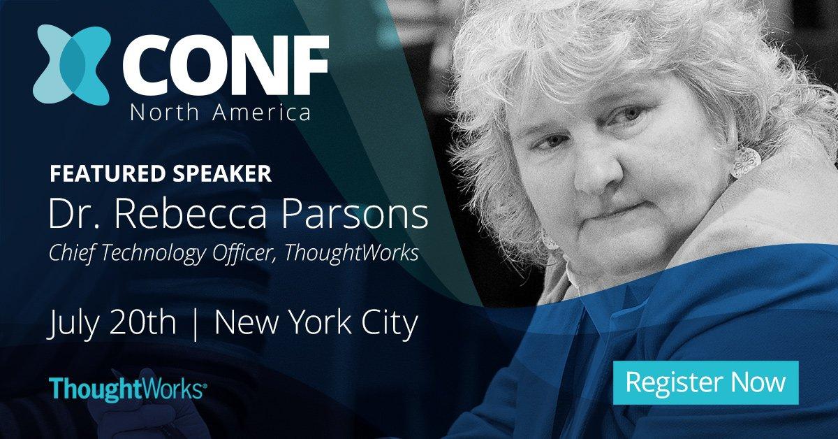 XConf NY, Rebecca Parsons